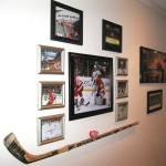 Red Wings Wall