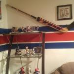 New York Rangers Goalie Stick