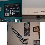 San Jose Sharks Hockey Collection