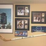 Signed by the 2011 Stanley Cup Game 7 Vancouver Canucks Team